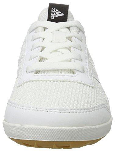 adidas Unisex-Kinder Ace Tango 17.2 in J Fußballschuhe Weiß (Ftw White/Ftw White/C Black)