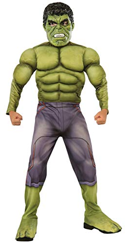 Rubie's Costume Avengers 2 Age of Ultron Child's Deluxe Hulk Costume, -