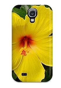 David Shepelsky's Shop 9563668K11106370 Cute High Quality Galaxy S4 Yellow Flowers Case