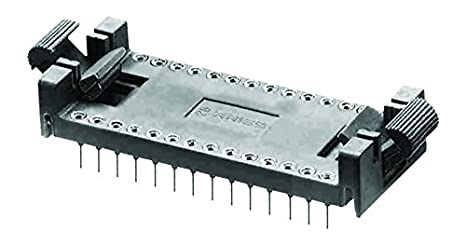 SOCKET IC, DIL, LOCK/EJECT 32-C182-10 By ARIES BPSFA1136579-32-C182-10