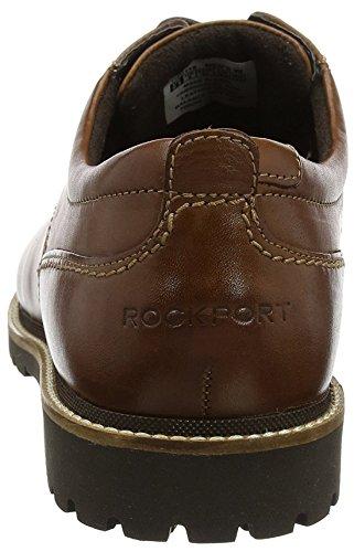 Rockport Heren Marshall Vlakte Teen Oxford Eikel