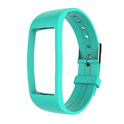 GULAKI Fitness Tracker Waterproof, Smart Bracelet Exercise Watch with Sleep Heart Rate Monitor Step Activity Tracker Workout Smart Watch for Android & iPhone(Green Wristband) (Best Fitness Bracelet For Iphone)