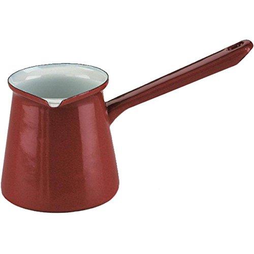 Ibili 910145 - Cafetera Turca Roja 0,50 Lts.: Amazon.es: Hogar