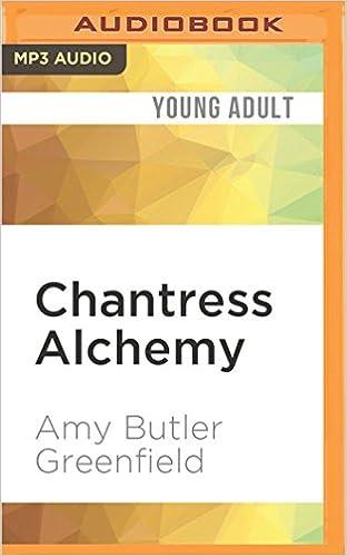 Book Chantress Alchemy