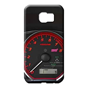 samsung galaxy s6 mobile phone carrying shells Plastic Excellent Fitted Pretty phone Cases Covers sti gauges