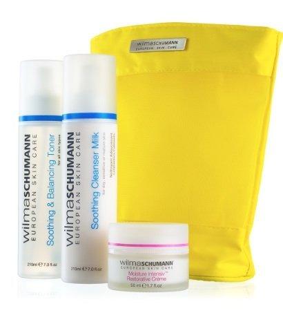 - WILMA SCHUMANN Dry/Sensitive Skin Kit