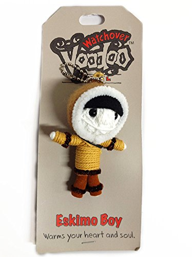 Watchover Voodoo Eskimo Boy Doll, One Color, One -