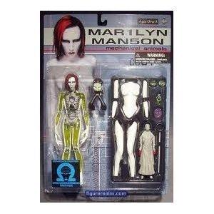 Marilyn Manson Mechanical Animals Action Figure By Fewtur...