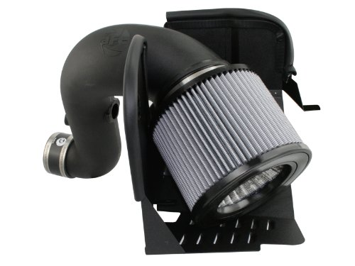 Dodge Diesel Intake - aFe Power Magnum FORCE 51-11342-1 Dodge Diesel Trucks 03-09 L6-5.9/6.7L (td) Performance Intake System (Dry, 3-Layer Filter)