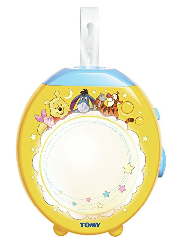 Pooh The Monitor Winnie Baby (Tomy Winnie The Pooh Lullaby Dreams Lightshow)