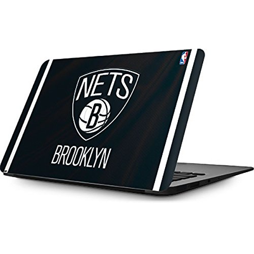 Skinit NBA Brooklyn Nets MacBook Air 11.6 (2010-2016) Skin - Brooklyn Nets Jersey Design - Ultra Thin, Lightweight Vinyl Decal Protection by Skinit
