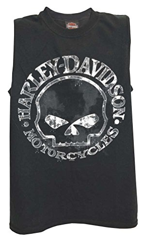 Harley Davidson Willie Muscle T Shirt 30296644