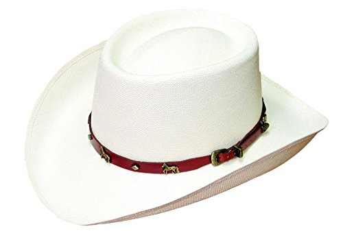 Bullhide Hats 2087 Paso Fino Collection Amadeus 7 3/8 Natural Cowboy Hat