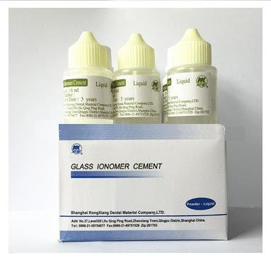 Rkdent Dental Glass Ionomer Cement-Pack Of 3