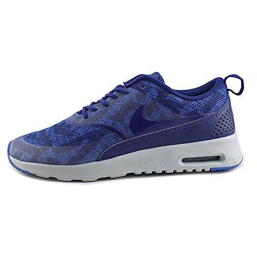Max Thea Kjcrd W Blanc Femme de Chaussures Nike Sport Bleu Air qEn1xH6S