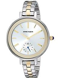 Women's AK/2991SVTT Two-Tone Bracelet Watch