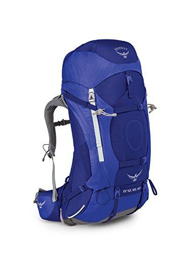 Osprey Packs Women's Ariel AG 55 Backpack, Tidal Blue, X-Small
