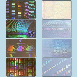 - ID Hologram Variety Pack