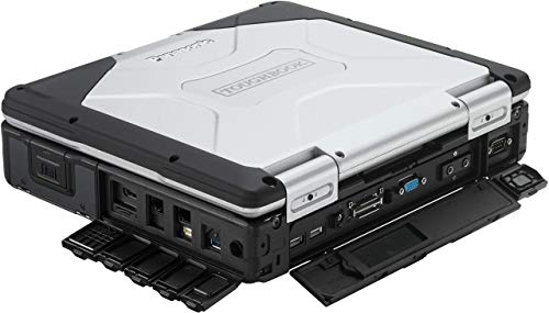 "Panasonic Toughbook CF-31 MK4, i5-3340M @2.8GHz, 13.1"" XGA Touchscreen, 8GB, 240GB SSD, Windows 10 Pro, WiFi, Bluetooth (Renewed)"