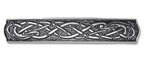 Pelo Accesorios/del pelo de estaño celta perchero (1,5 x 9 ...