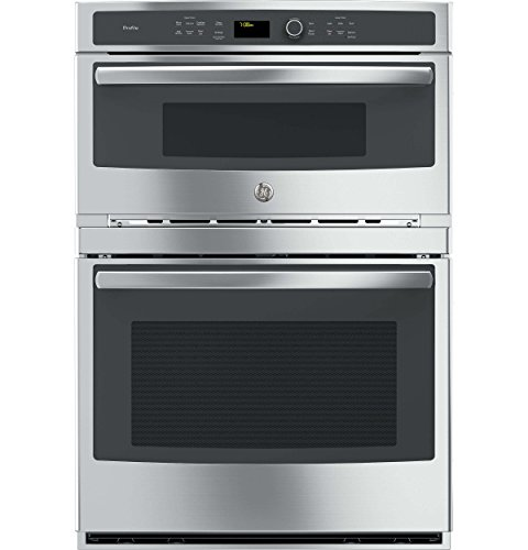 GE Profile PT7800SHSS 30' Built-In Convection Combination Microwave...