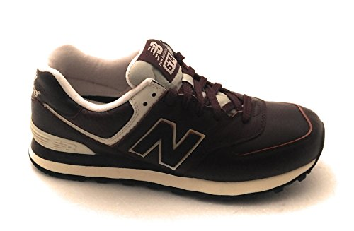 Balance NBML574 Uomo Sneaker Cream New Brown BY40q0w
