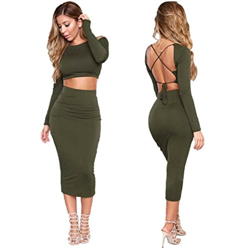 Adult Poncho Green M & M's Costumes (Backless BodyCon Dress,Hemlock Women Ladies Bandage Dress Mini Cocktail Dress (M, Green))