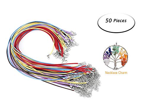 Necklace Cord Chain Rope,Fashionclubs 2.0mm 18