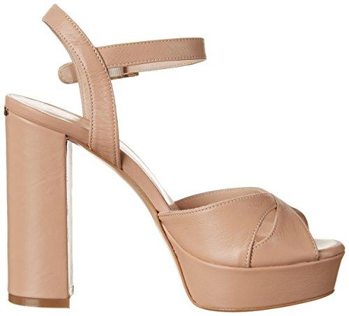 liu jo - Zapatos de vestir de Piel para mujer beige Baby