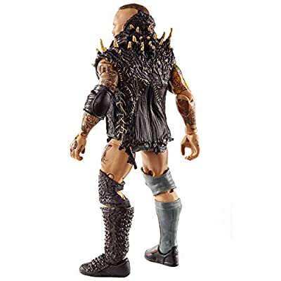 WWE Aleister Black Elite Collection Action Figure: Toys & Games