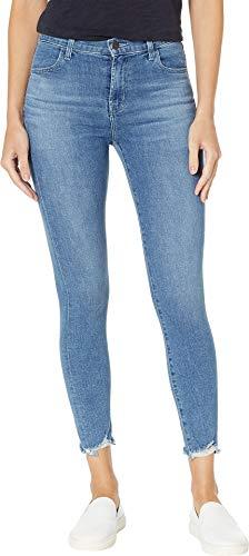 (J Brand Women's Alana High Rise Skinny Jeans, Epsilon, Blue, 28 )