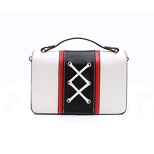 New Crossbody Tslx match Simple White Bag All a qwxRCZS5