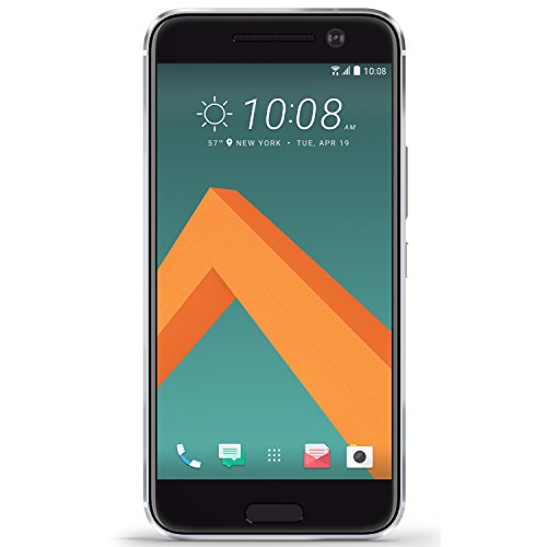 - HTC 10 32GB GSM Unlocked LTE Quad-Core Android Phone w/ 12MP Camera - (International) Silver