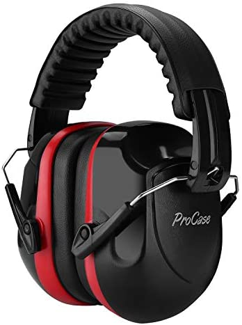 ProCase Protection Headphones Adjustable Professional product image