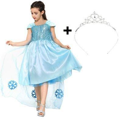 Frozen Frozen Vestito Amazon Elsa Bambina Vestito Bambina Amazon Vestito Elsa IYvbfgy76