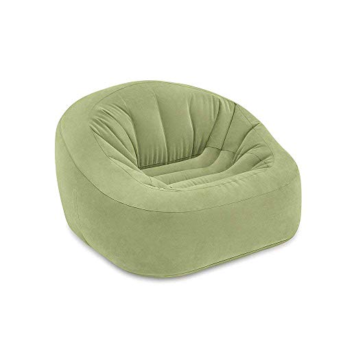 ZOUQILAI Lazy Sofa Beanless Bag Club Floor Chair Inflatable Chair Lazy Sofa Chair Lounge Chair 49