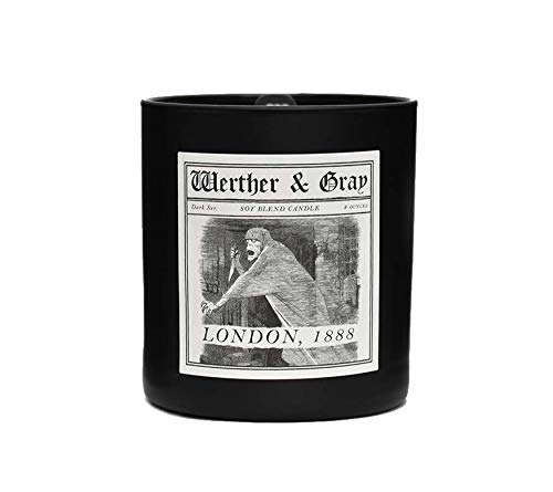 LONDON 1888, Scented Candle, 8oz Jar -