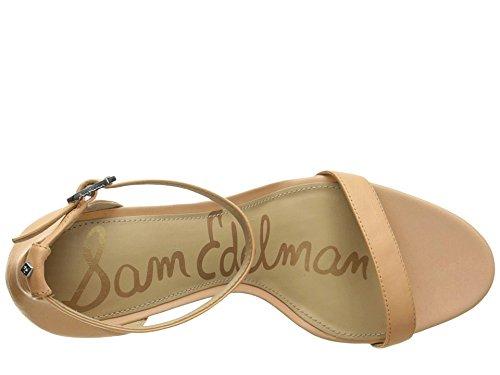 Sam Edelman Women's Patti Dress Sandal, Classic Nude Leather, 8.5 M US