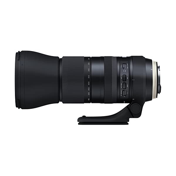 RetinaPix Tamron AFA022C700 SP 150-600 mm Di VC USD G2 f/5-6.3 Telephoto-Zoom Lens (Black) for Canon