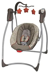 Graco Comfy Cove LX Infant Swing, Forecaster