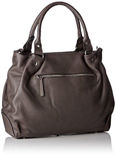 La Bagagerie Stacy - Bolso al hombro para mujer Taille unique gris