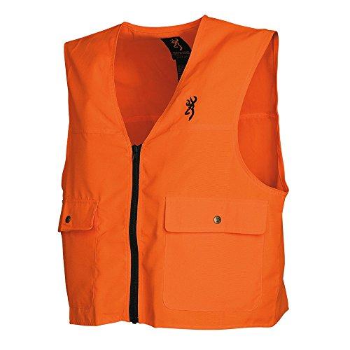 e Overlay Vest Small (Browning Safety Blaze)