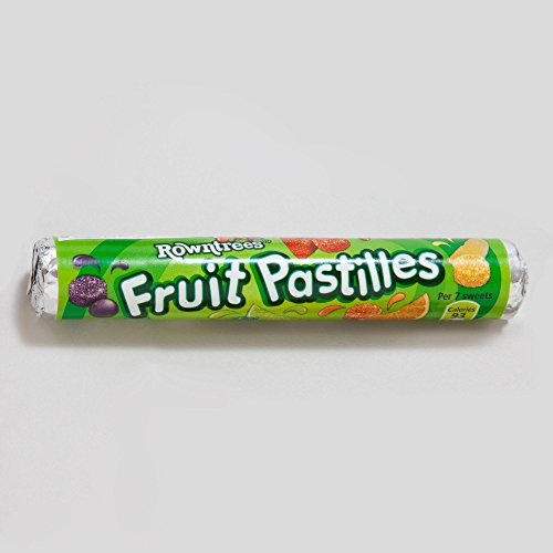 Rowntrees Fruit Pastilles tube Case of 48 by Rowntrees