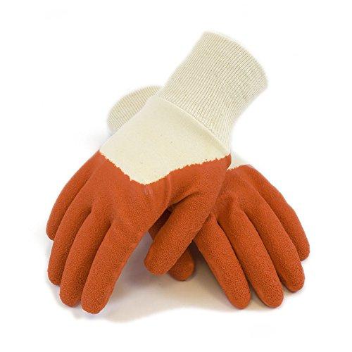 (Safety Works 020T/S Original Mud, Small, Tangerine)