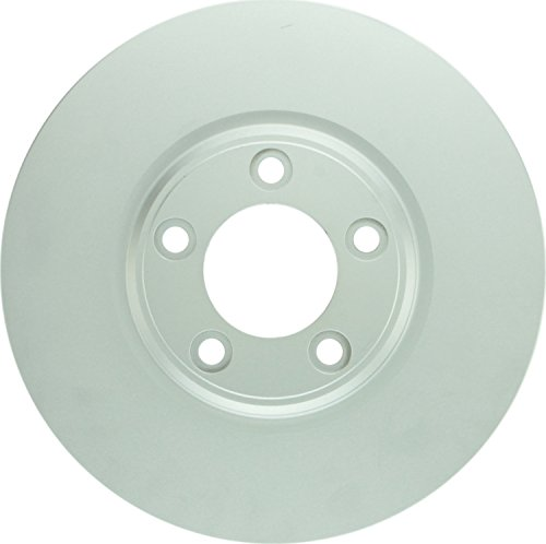 Bosch 20010355 QuietCast Premium Disc Brake Rotor For 2002-2005 Ford Thunderbird, 2000-2005 Jaguar S-Type, and 2000-2006 Lincoln LS; Front