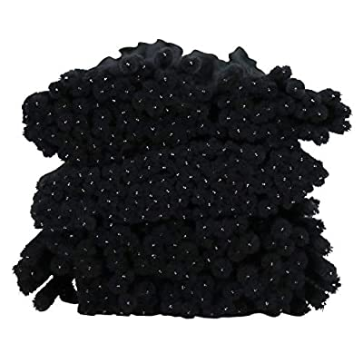 Iconikal Pipe Cleaners Craft Chenille Stems, 300-Count, Black: Arts, Crafts & Sewing
