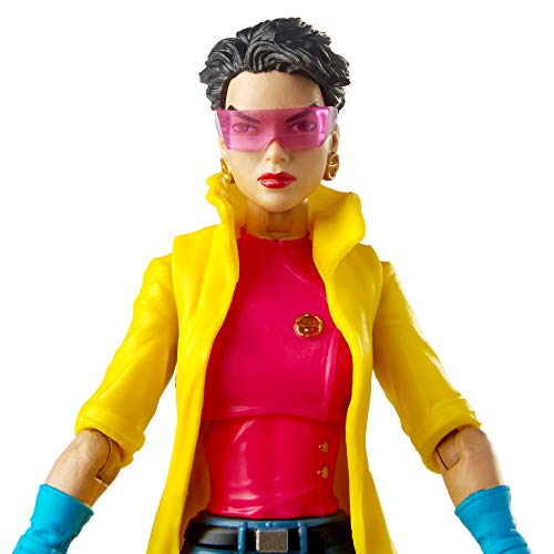 Marvel Hasbro Legends Series 6-inch Collectible Action Figure Jubilee Toy (X-Men Collection) Caliban Build-a-Figure Part by Marvel (Image #6)