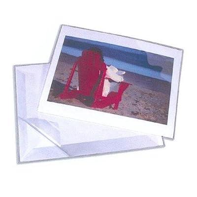 Self-Sealing Polyester L-Velopes' pkg of 5 sold in 2's - 11x17