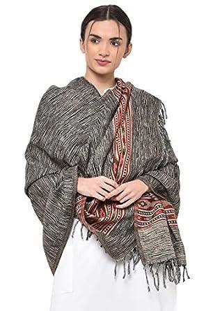 Weavers Villa Kullu Design Shawl