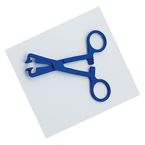 5'' Plastic Towel Clamps Non-Sterile Nonperforating by CeilBlue